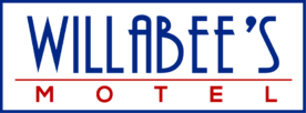 Willabee's Motel Logo