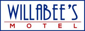 Willabee's Motel Logo