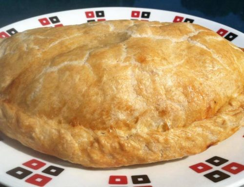 KETCHUP OR GRAVY: A PASTY STORY